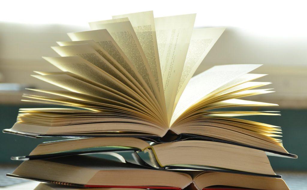 Tre libri al mese – Maggio 2018