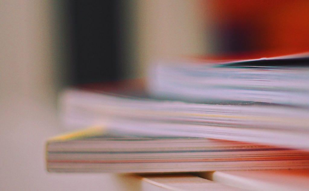 Tre libri al mese – Maggio 2019